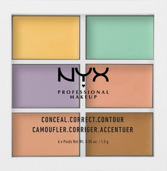 6 vispirktākie NYX Make Up produkti